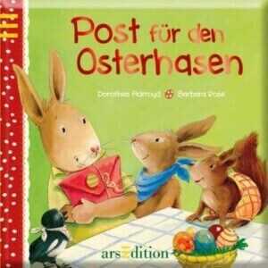 Post für den Osterhasen Barbara Rose