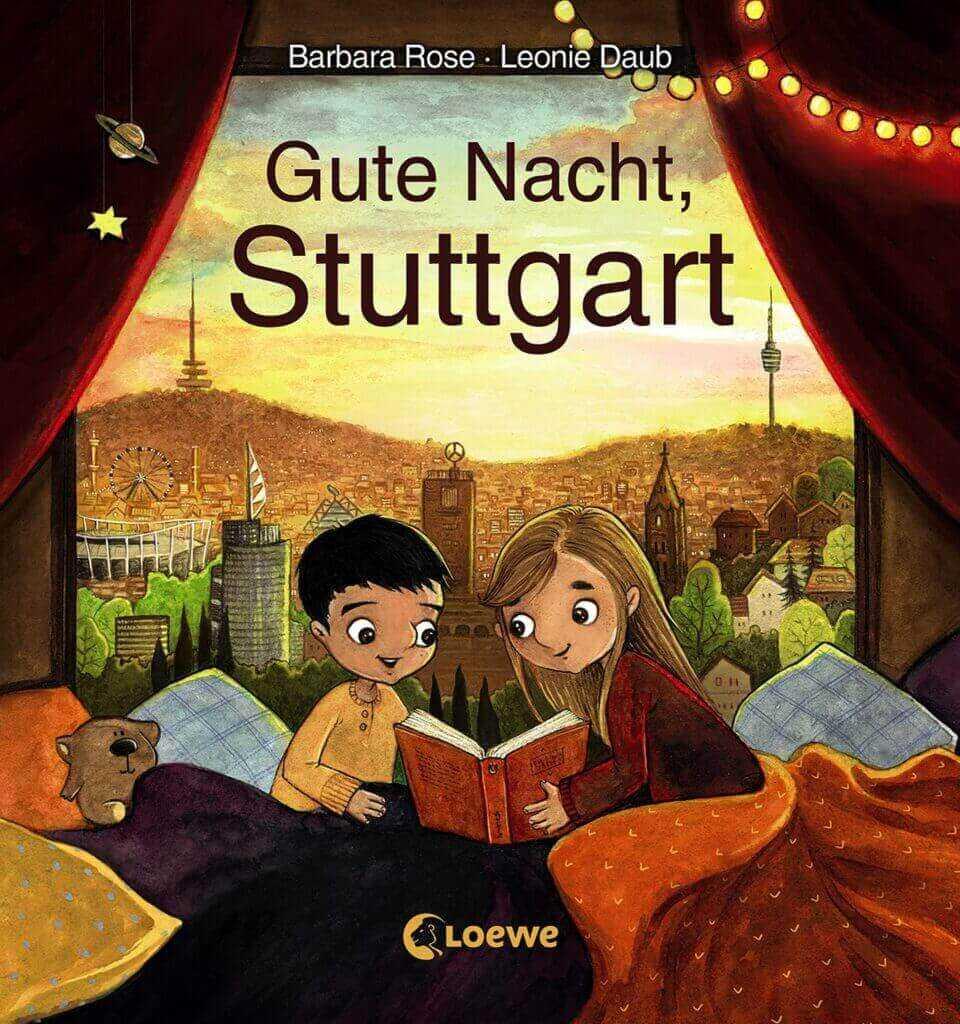 Gute Nacht Stuttgart