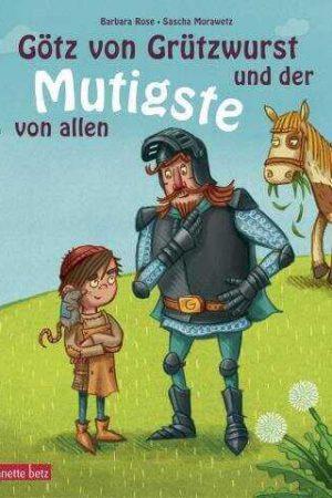 Goetz von Gruetzwurst Barbara Rose