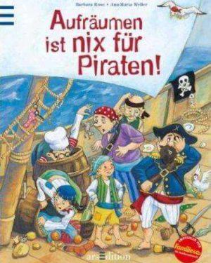 aufräumen ist nix für piraten