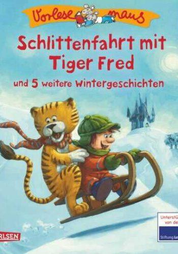 Schlittenfahrt mit Tiger Fred