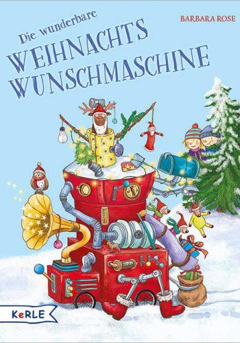 Die wunderbare Weihnachtswunschmaschine